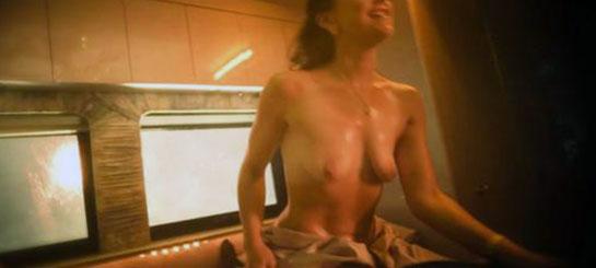 Ashley Dougherty naked