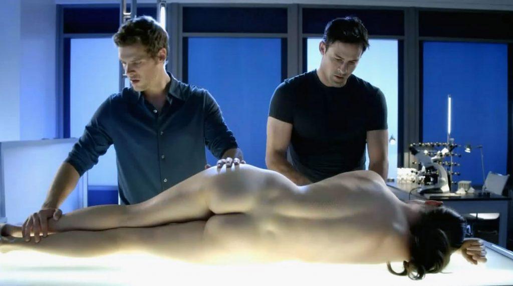 Ashley Noel nude