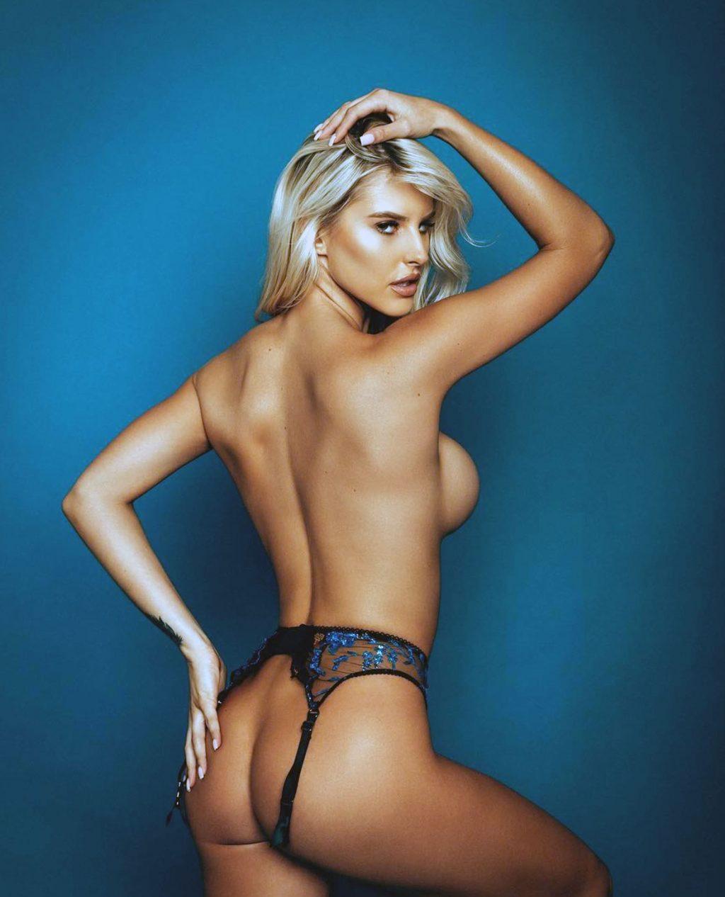 Brennah Black butt