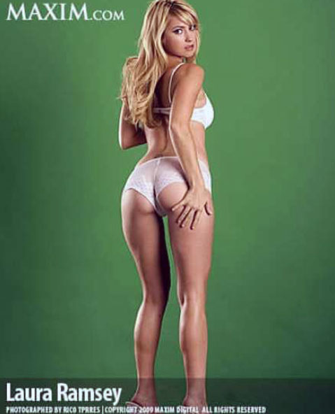 Laura Ramsey butt