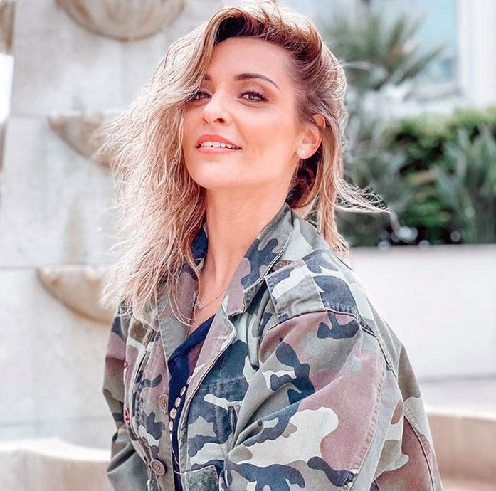 Priscilla Betti sexy