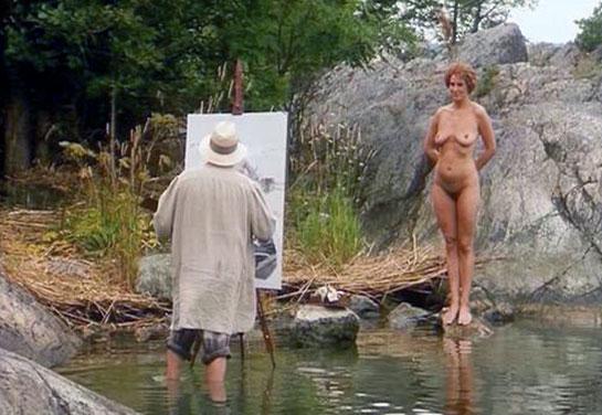 Birgitte Sondergaard naked