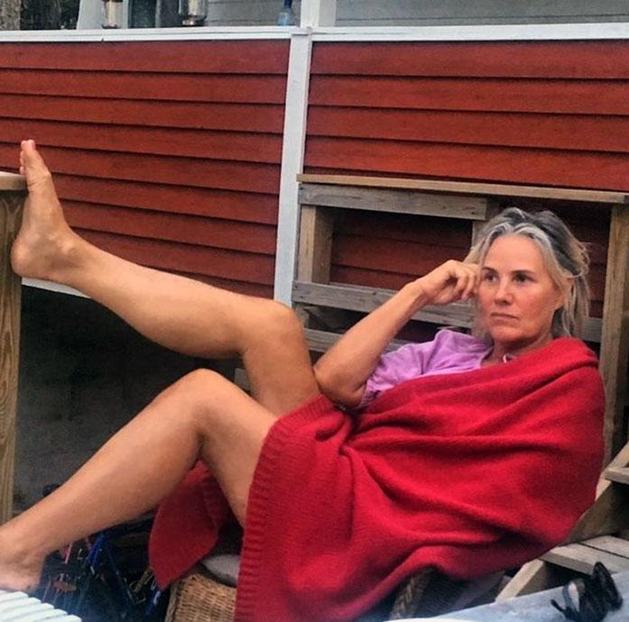 Birgitte Sondergaard feet