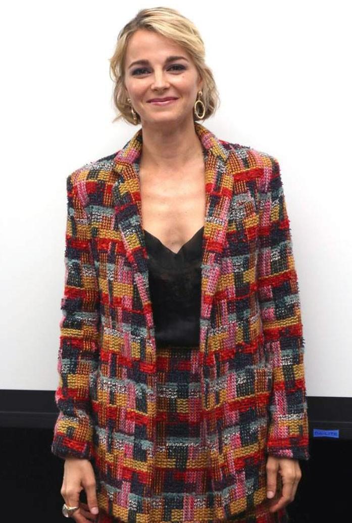 Bojana Novakovic cleavage