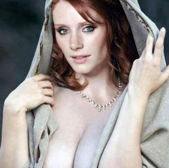 Bryce Dallas Howard boobs