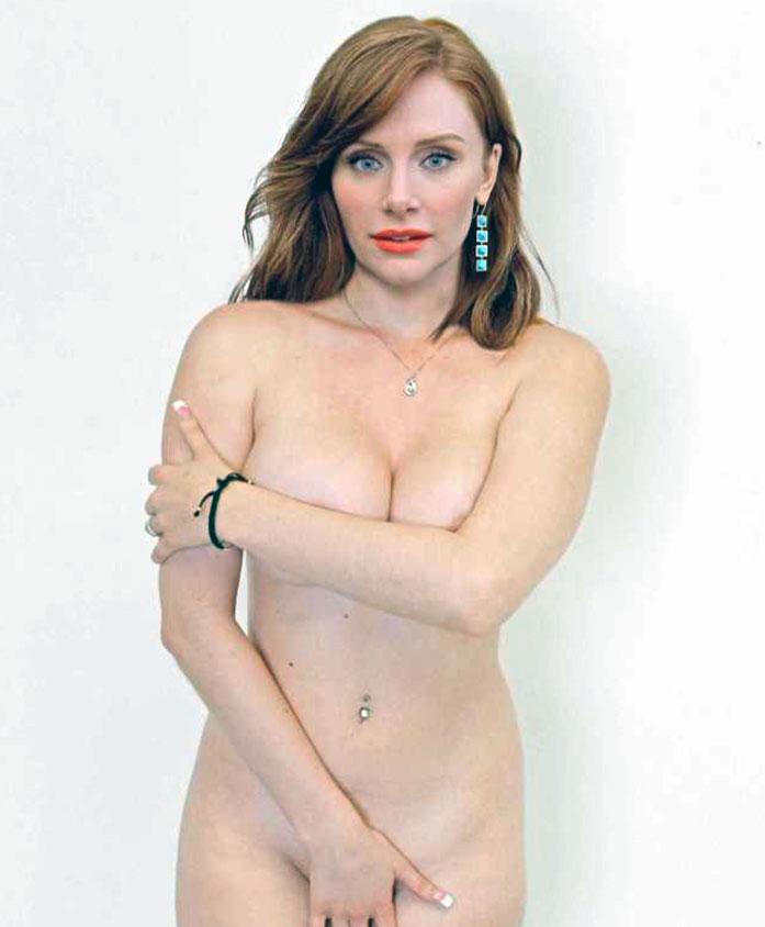Bryce Dallas Howard nude