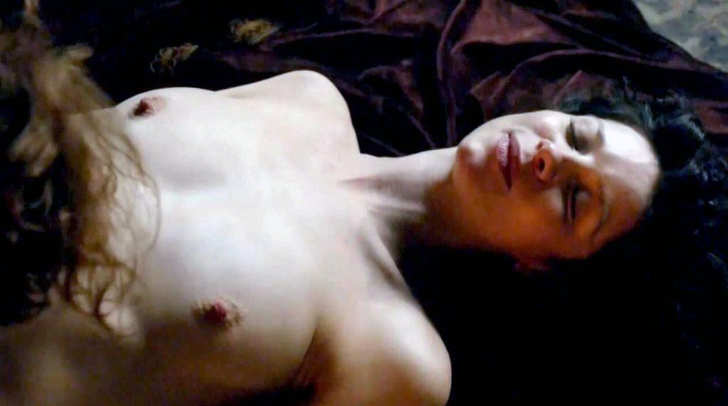 Caitriona Balfe nipples
