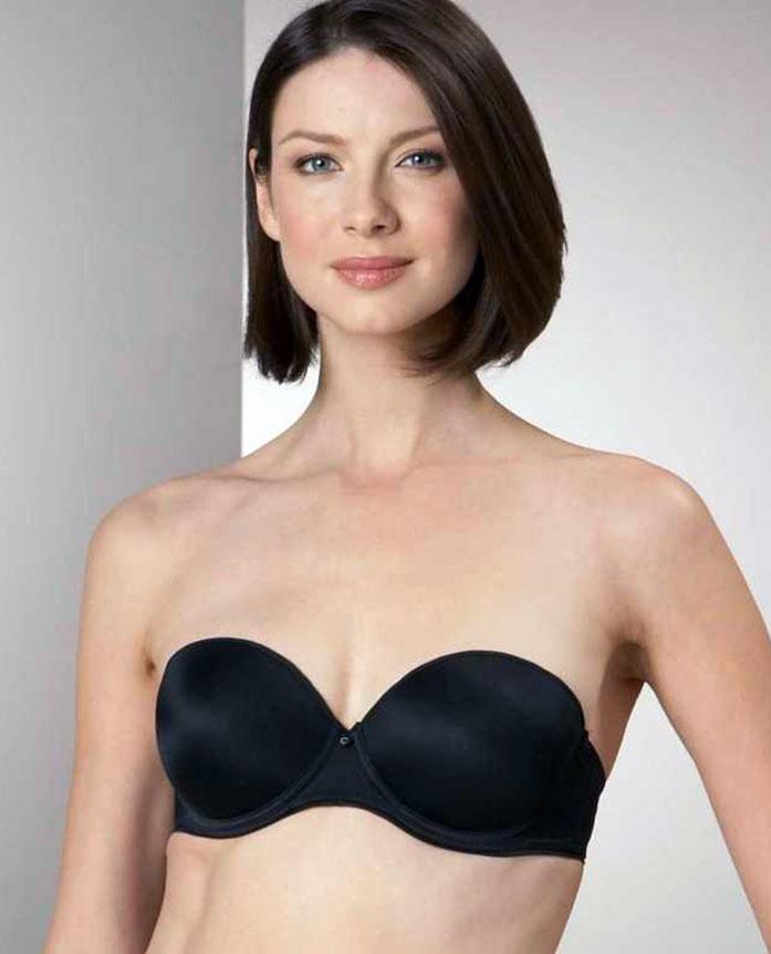 Caitriona Balfe cleavage