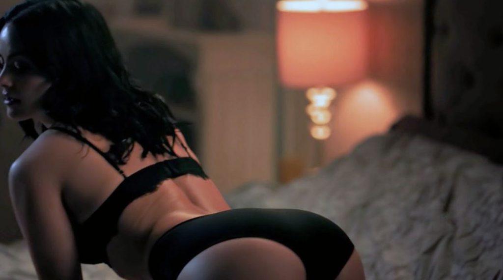 Camila Mendes butt