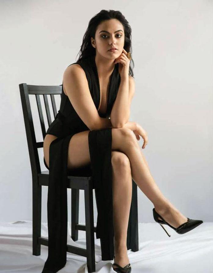 Camila Mendes legs