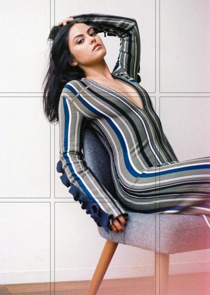 Camila Mendes sexy