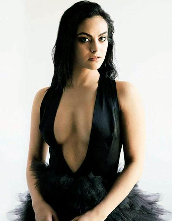Camila Mendes boobs