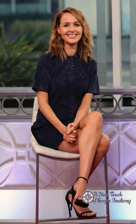 Camilla Luddington hot
