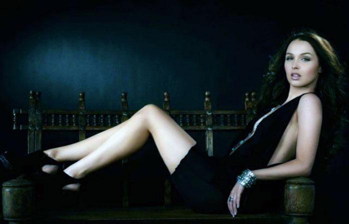 Camilla Luddington legs