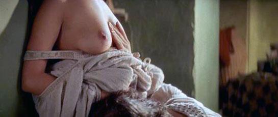 Candela Pena boobs