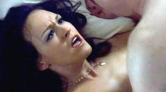 Carla Gallo sexy