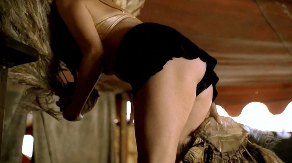 Carla Gallo ass