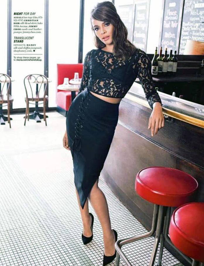 Carmen Ejogo hot