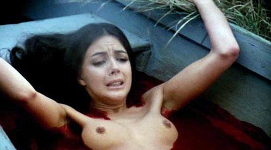Carole Laure boobs