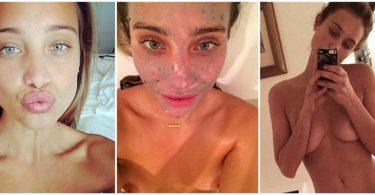 Hannah Jeter nude